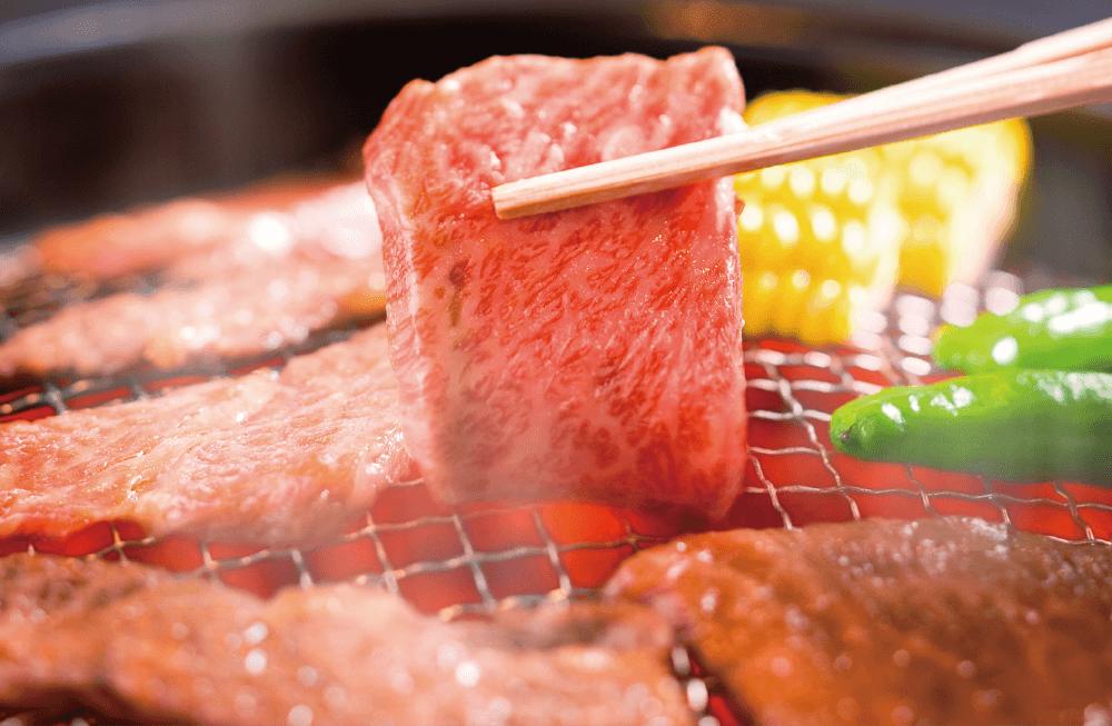 国産牛焼肉セットイメージ